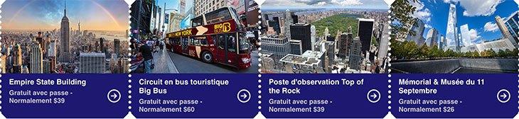 attractions New York Pass